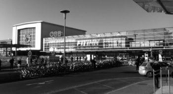 Graz, Hauptbahnhof