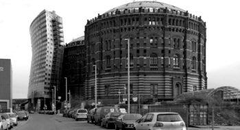Vienna 11, Gasometer